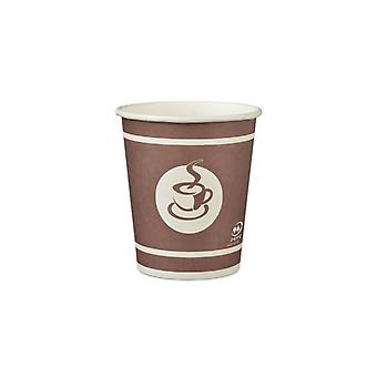 Paper cups STAPLES To-Go 38cl 75/FP