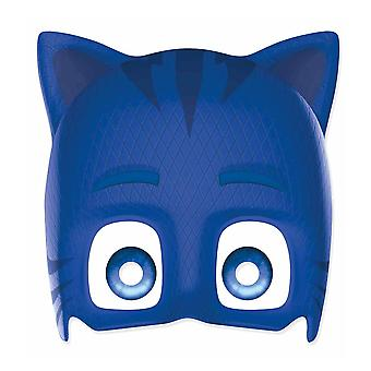 Catboy from PJ Masks Single 2D Card Party Face Mask