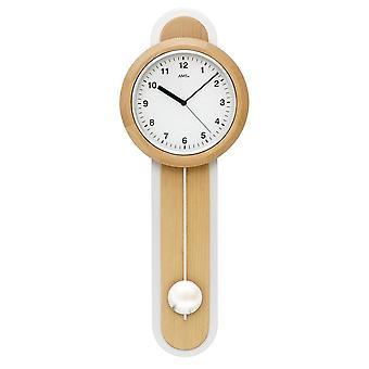 Pendulum clock radio AMS - 5275-18