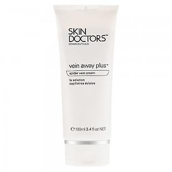 Skin Doctors Vein Away Plus - For Addressing Unwanted Veins - 100ml Scented Cream