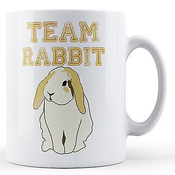 Team Rabbit - Printed Mug