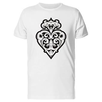 Ace Of Spaces Celtic Style Tee Men's -Image by Shutterstock