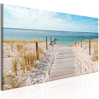 Canvas Print - The Silence of the Sea