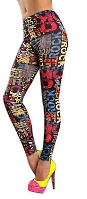 Waooh - Fashion - Legging Rock