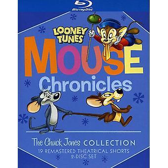 Looney Tunes Chuck Jones Maus Chronicles [BLU-RAY] USA import