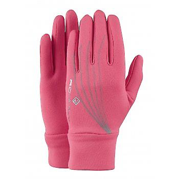 Flash Glove Fluo Pink/Reflect Women's
