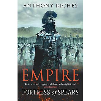 Forteresse de Spears par Anthony richesses - livre 9780340920381