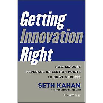 Getting Innovation Right - How Leaders Leverage Inflection Points to D