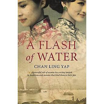 Un éclair d'eau par Chan Ling Yap - livre 9789814677769