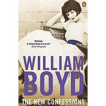 The New Confessions by William Boyd - 9780141046914 Book
