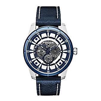 POLICE - wrist watch - mens - PL15410JSTBL. 04 - PL. 15410JSTBL/04 - LAWRENCE