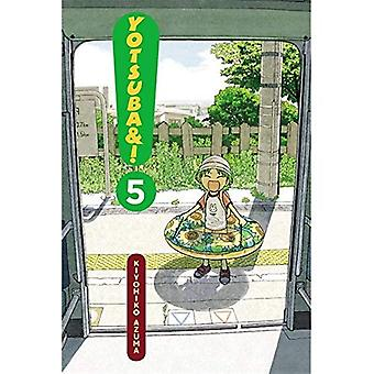 Yotsuba&!: v. 5
