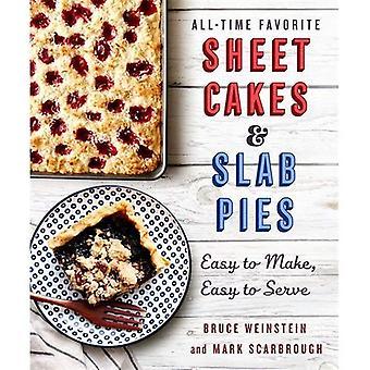Hoja favorita todos los pasteles y empanadas de losa