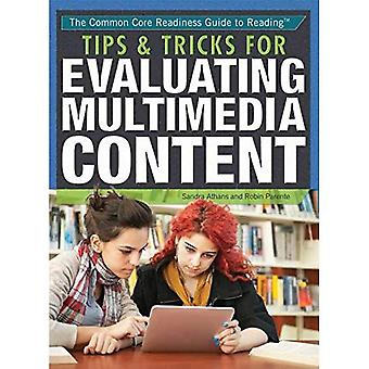 Tips & Tricks for Evaluating Multimedia Content (Common Core Readiness Guide to Reading)