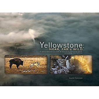 Yellowstone: Near, Far, and Wild: A Comprehensive Look at Our First National Park, Including the Tetons