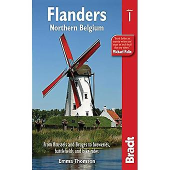 Flanders: Northern Belgium: from Brussels and Bruges to breweries, battlefields and bike rides (Bradt Travel Guides)