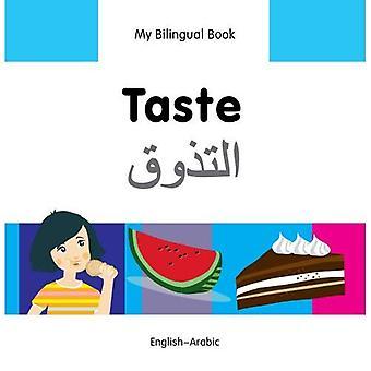 My Bilingual Book - Taste - Arabic-English (My Bilingual Books)