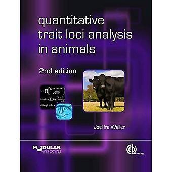 Kwantitatieve Trait Loci analyse bij dieren (Cabi) (modulaire teksten)