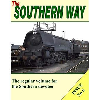 The Southern Way: Issue No. 6