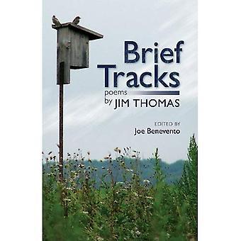 Brief Tracks: Poems