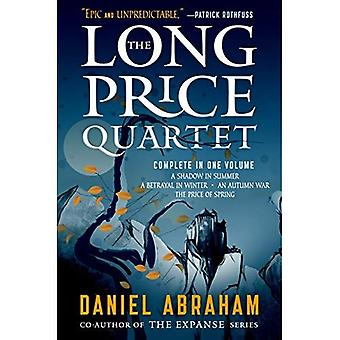 The Long Price Quartet: The Complete Quartet (a Shadow in Summer, a Betrayal in Winter, an Autumn War, the Price of Spring) (Long Price Quartet)
