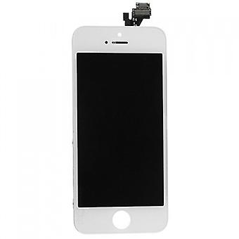 Stuff Certified ® iPhone 5 Screen (Touchscreen + LCD + Parts) A + Quality - White + Tools