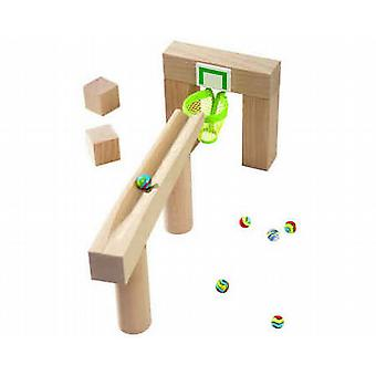 HABA - Marble Run Basketball hoop 3543