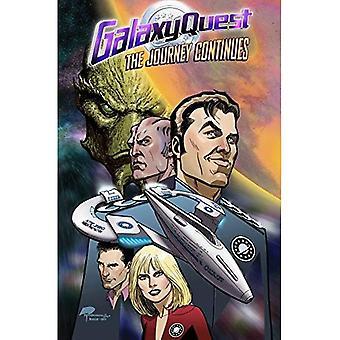 Galaxy Quest: L'aventure continue