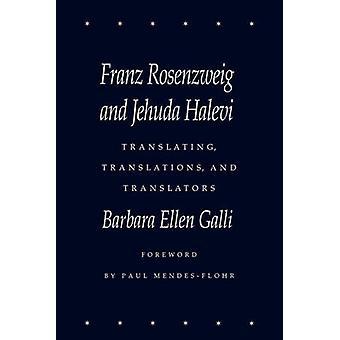 Franz Rosenzweig and Jehuda Halevi by Galli & Barbara E.