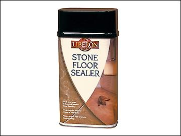Liberon Colour Enhancer Stone Floor Sealer 1 Litre