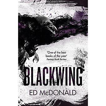 Alanera - libro del contrassegno di Raven uno da Ed McDonald - 9781473222038 B