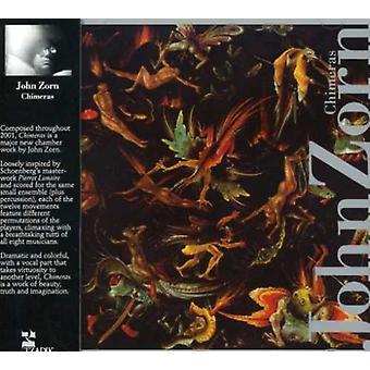 John Zorn - Chimeras [CD] USA import