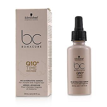Schwarzkopf BC Bonacure Q10+ Time Restore Rejuvenating Serum (For Mature and Fragile Hair) - 30ml/1.01oz