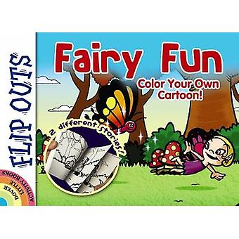 Flip Outs -- Fairy Fun - Color Your Own Cartoon! by Diego Pereira - 97