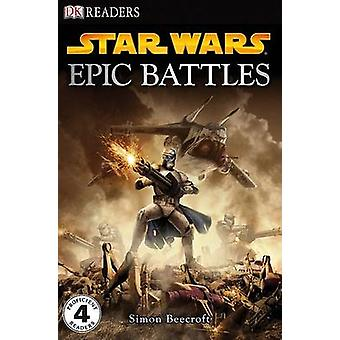 Star Wars Epic Battles by Simon Beecroft - 9780756636036 Book