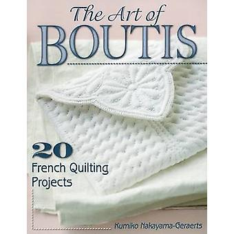 The Art of Boutis - 20 French Quilting Projects by Kumiko Nakayama-Ger