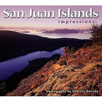 San Juan Islands Impressions by Charles Gurche - Joseph K Gaydos - 97
