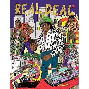 Real Deal Comix by H. P. McElwee - Al Hubbard - H. P. McElwee - Al Hu