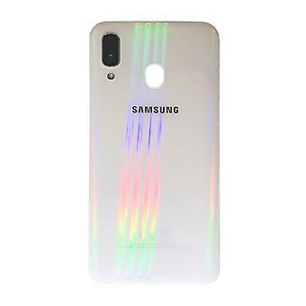 Samsung GH82-19406B battery lid lid for Galaxy A40 A405F + adhesive pad White New