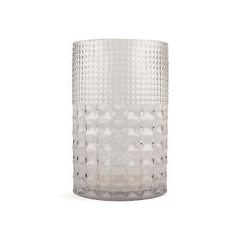 Vase patterned glass