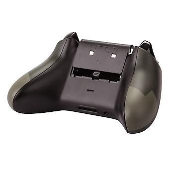 Venom Xbox una doppia docking station con 2 x pacchi batteria ricaricabili: Camo Edition (Xbox One)