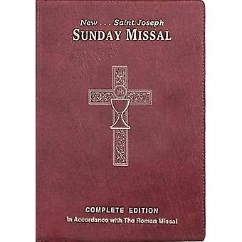 St. Joseph Sunday Missal - Canadian Edition by Bcl - 9781937913625 Book
