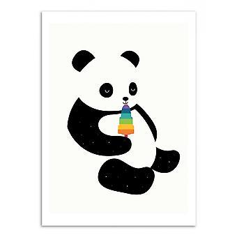 Art-affisch-Panda Dream-Andy Westface 50 x 70 cm