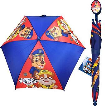 Umbrella - Paw Patrol - Blue & Red Kids/Youth New 284208-2
