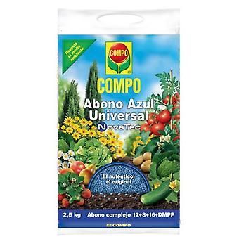 Compo Blue Universal Fertilizer Novatec 2.5Kg (Garden , Others)