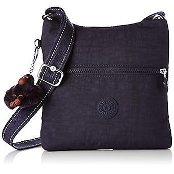Kipling Zamor Duo - Donna Violett shoulder bags (Blue Purple C) 25.5x24.5x4 cm (B x H T)