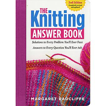 Storey Publishing-The Knit Answer Book 2nd Edition STO-24049
