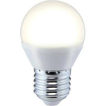 LED (monochrome) Sygonix 230 V E27 5 W = 35 W Warm white EEC: A+ Droplet (Ø x L) 45 mm x 73 mm 1 pc(s)