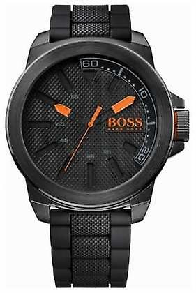 Hugo Boss Orange Mens New York All Black 1513004 Watch