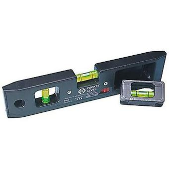 Spirit level 21 cm C.K. T3482